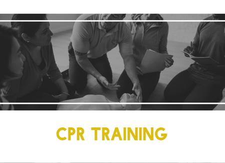 심폐 소생술 응급 처치 교육 구급 교육 수업