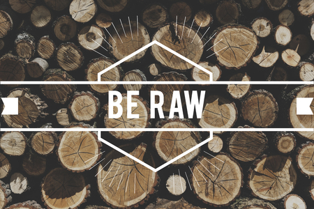Be Raw Cool Creativeness Different Ideas New