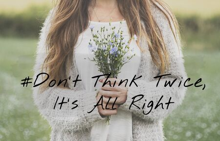 alright: Dont Think Twice Its Alright Phrase Word
