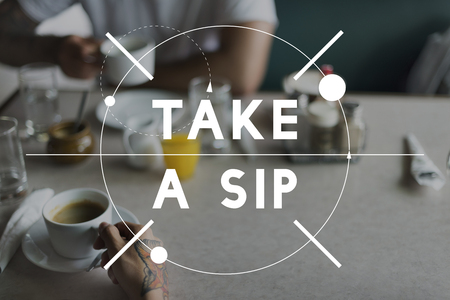 Sip Beverage Drinking Chill Calm Resting