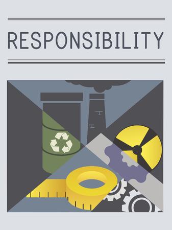 Responsibility Importance Liability Illustration Concept