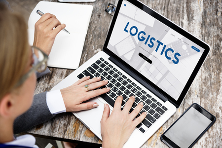 Logistics Cargo Business Transportation Shipping