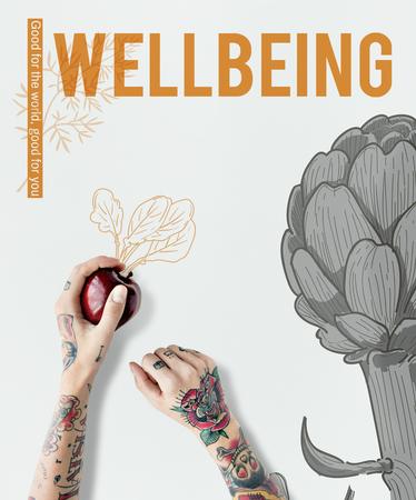 라이프 스타일 건강 웰빙 건강 선택 꽃 부추 뿌리 음식