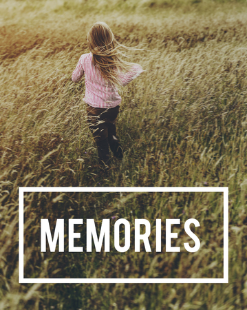 Memories Collect Moments Experience Storytelling Reklamní fotografie - 80375371