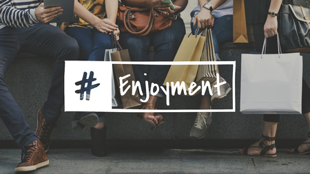 retail therapy: Promotion Enjoyment Shopaholics Customer Store