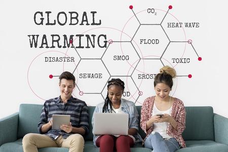 Global Warming Conservation Environmental Ecology Stock fotó