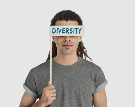 Diversity Variety People Ethnicity Word