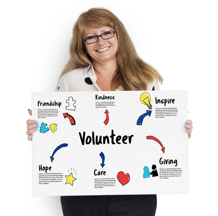 Volunteer Charity Inspire Giving Icon