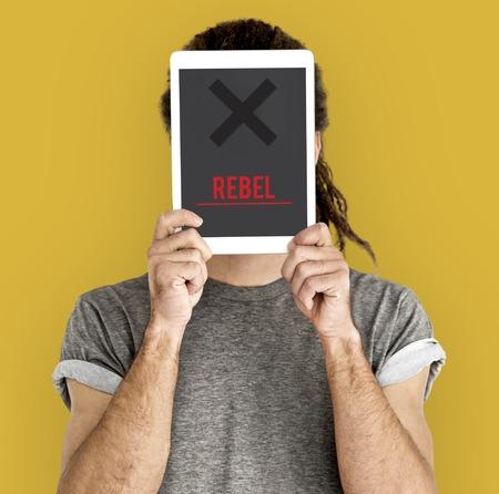 Rebel Revolution Protest Change Radical Strike