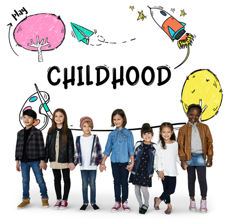 Childhood Children Young Age Concept