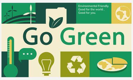 환경 책임 녹색 글로벌 생태학 스톡 콘텐츠