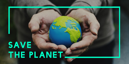 Save Earth Planet World Concept Stock Photo