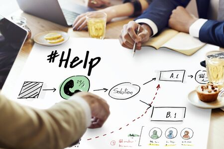 strategize: Business Consulting Help Solution Plan
