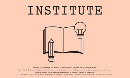 Institute concept Archivio Fotografico - 113639093