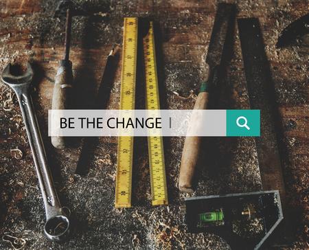 Cambiar creatividad elegir diferentes ideas Foto de archivo - 80508186