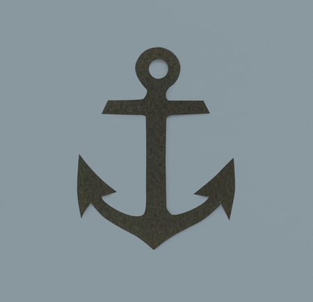 Anchor Marine Adventure Sign Symbol Icon