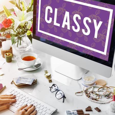 Classy Elegance Elite Glamour Grand Imagens - 80648710