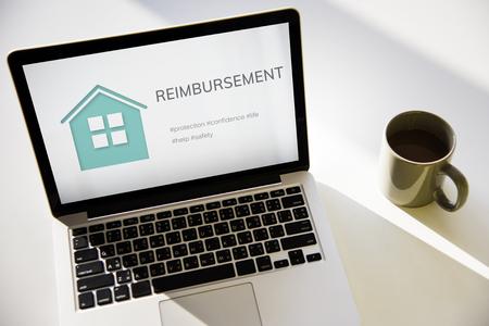 Home Insurance Coverage Estate Residential Zdjęcie Seryjne