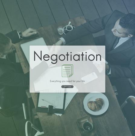 契約のコミットメント交渉パートナーシップ連携