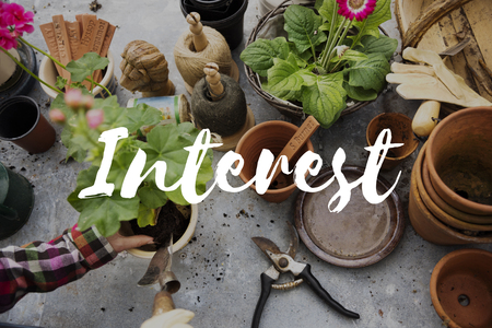 Interest word overlay young people