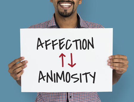 Antonyms - Affection and Animosity
