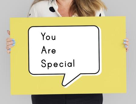 Je bent bijzonder zeldzaam uniek anders
