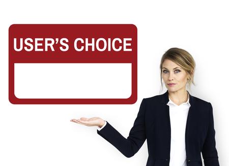 User Choice Customer System Registration