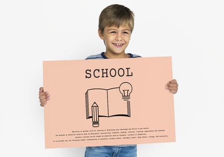 Istruzione Learning Academy Scuola Concetto Archivio Fotografico - 80582573