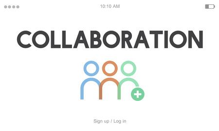 Teamwork Shared Goals Togetherness Collaboration Reklamní fotografie - 80776006