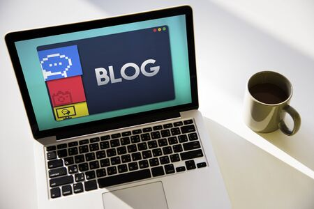 opinion: Blog Content Message Post Opinion Story