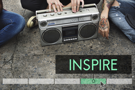 radio activity: Activities Hipster Inspire Inspiration Icon