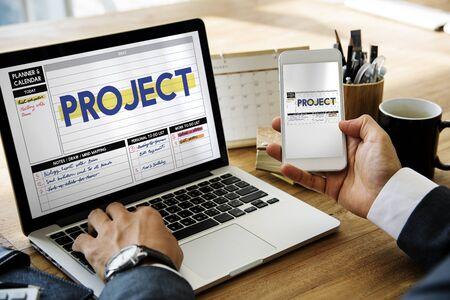 プロジェクト操作予測戦略タスク プラン