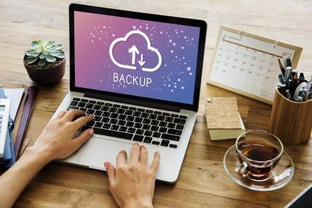 Backup macht zusätzliche Kopien von Daten.