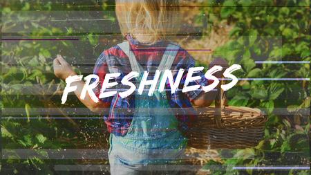 Versheid Jonge levensstijl buitenshuis Groene Planten Grafisch Stockfoto