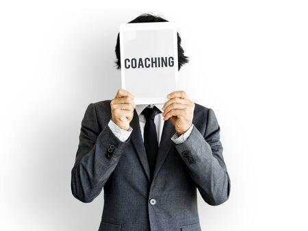 Coaching overlay word