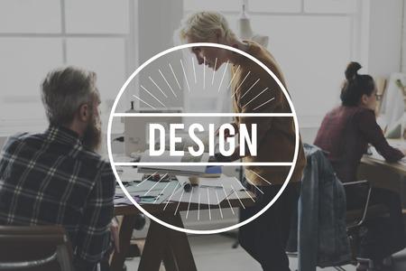 Project Design Product Develop Concept Banco de Imagens