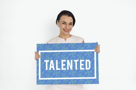Talented Capacity Skilled Expertise Technique