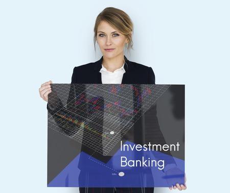 Stock Exchange Market Forex Trade Investment Fund Graph
