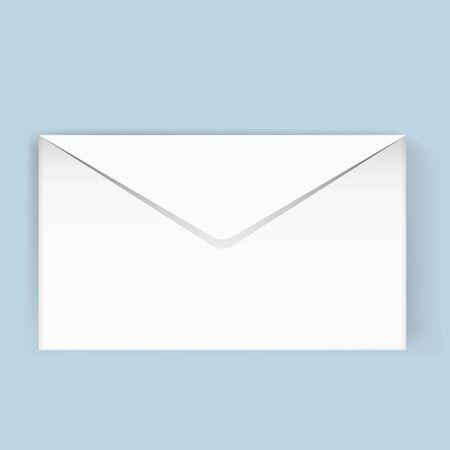 Email correspondence icon vector illustratiom Banco de Imagens - 80644794
