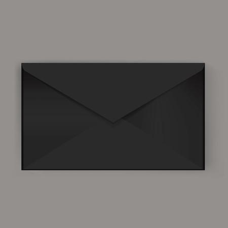 Email correspondence icon vector illustratiom Illustration