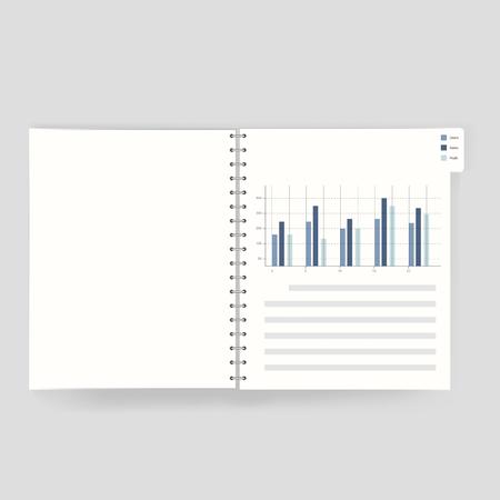 財政の本統計図ベクトル