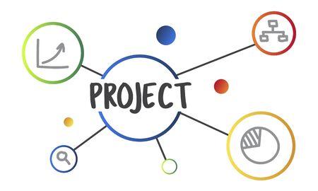 작업 프로젝트 활동 작업 개념