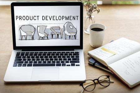 preparedness: Renovation Design New Product Development Concept Sketch Stock Photo