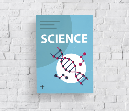 sheet of paper: Science DNA Research Development Human Stock Photo
