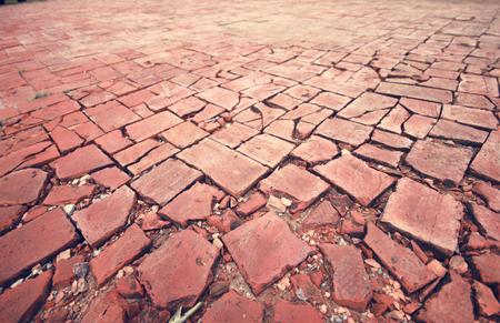 Straatvloer tegels patroon