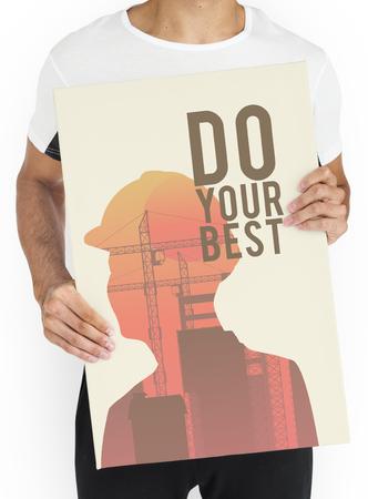 yourself: Motivation Message Quotation Aspiration Graphic