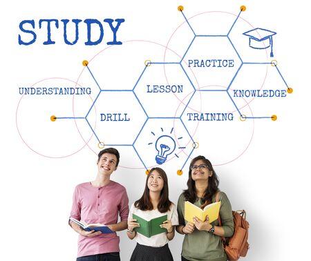 Wijsheid Geletterdheid Studie Kennisverwerving