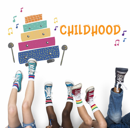 music background: children early education leisure activities music for kids