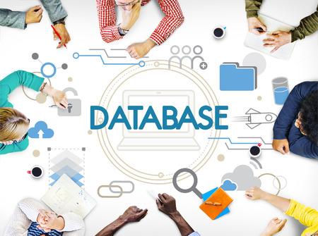 データベース ネットワーク設定システム