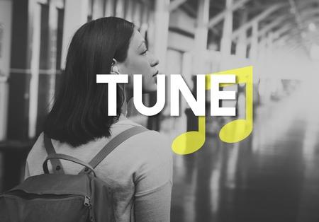 entertaining: Listen Music Entertain Melody Harmony